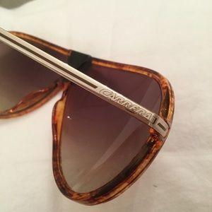 0b15bbc1bb84 Carrera Accessories - Carrera Machu Sunglasses, Light Havana Gold, V48YY